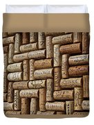 Napa Valley Wine Auction Duvet Cover