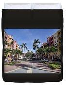Naples, Florida I Duvet Cover