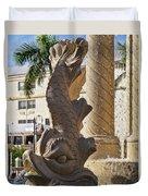 Naples Florida IIi Duvet Cover
