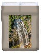 Narada Falls Rainbow Duvet Cover