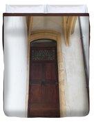 Narrow Door Duvet Cover