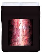 Narrow Passages Duvet Cover