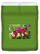 Nascent Blossoms  Duvet Cover