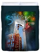 Nashville Nights 02 Duvet Cover