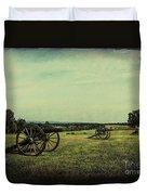 National Battlefield Park - Manassas Va Duvet Cover