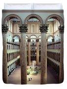 National Building Museum Interior Duvet Cover
