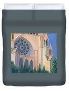 National Cathedral Duvet Cover by Don Perino