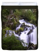 National Creek Falls 05 Duvet Cover