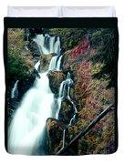 National Creek Falls 07 Duvet Cover