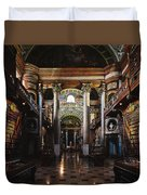 National Library, Vienna Duvet Cover