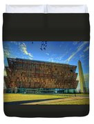 National Museum Of African American History And Culture Duvet Cover