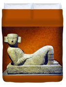 National Museum Of Anthropology 4 Duvet Cover