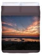 National Sunrise Duvet Cover