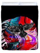 Native American Chief Duvet Cover
