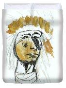 Native Duvet Cover