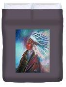 Native Blessings Duvet Cover