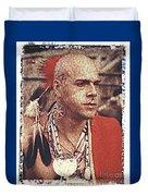 Native Of New York State Duvet Cover