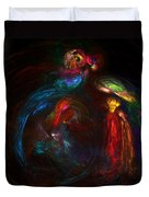 Nativity  Duvet Cover
