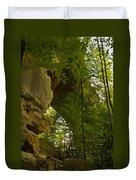 Natural Arch Duvet Cover