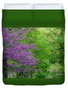 Natural Background Duvet Cover
