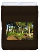 Natural Beauty Of Florida Duvet Cover