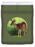 Natural Beauty - Original Version Duvet Cover