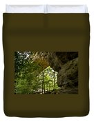 Natural Bridge Arch Duvet Cover