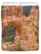 Natural Bridge - Vertical Duvet Cover