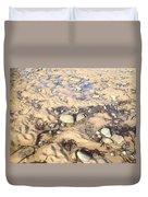 Natural Dishevelment On The Beach, Ireland Duvet Cover