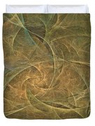Natural Forces- Digital Wall Art Duvet Cover