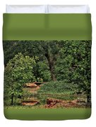 Natural Paradise Duvet Cover
