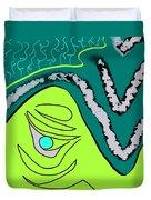 Natural Pearl Duvet Cover