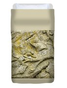 Intertwining With Nature Duvet Cover