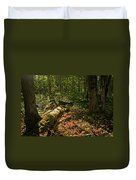 Nature At Work Duvet Cover