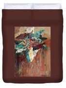 Nature's Display Duvet Cover by Phyllis Howard