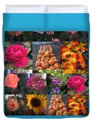 Nature Color Duvet Cover