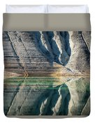 Nature Colorful Water Abstract Duvet Cover