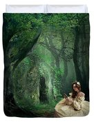 Nature Is Her Adornment Duvet Cover