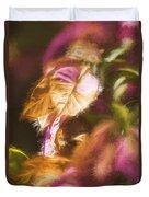 Nature Pastel Artwork Duvet Cover