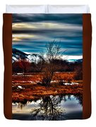 Nature Reflects Duvet Cover
