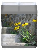 Nature Steps It Up Duvet Cover