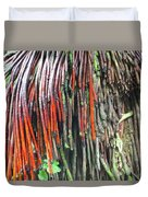 Nature's Abstract Duvet Cover