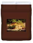 Natures Awning Duvet Cover