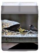 Natures Birds 58 Duvet Cover