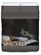 Natures Birds 59 Duvet Cover
