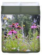 Natures Bouquet Duvet Cover