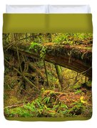 Nature's Bridge Duvet Cover
