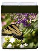 Nature's Canvas Duvet Cover