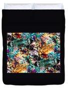 Natures Canvas Duvet Cover