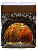 Natures Color Schemes Duvet Cover